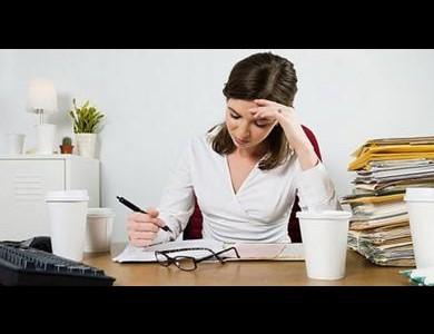 Những sai lầm thường gặp trong kế toán